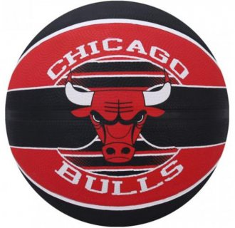 Bola de Basquete Spalding Chicago Bulls 83503z