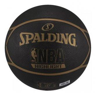 Imagem - Bola de Basquete Spalding Highlight Gold 83194z