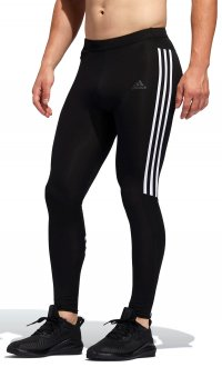 Imagem - Legging Adidas Run It 3-Stripes Compressao Ed9295