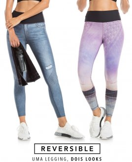 Legging Live Jeans Rever Downtown 61404