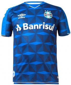 Imagem - Camisa Masculina Grêmio Of.3 2019 (Atleta) 3g160988