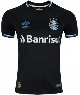 Imagem - Camisa Masc. Gremio Umbro Of. 3 2018 3G160678