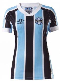 Imagem - Camisa Umbro Gremio Of.1 2021 U32g026.312