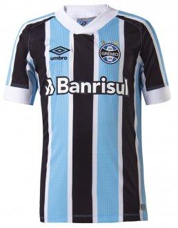 Imagem - Camisa Juvenil Umbro Gremio Of.1 2021 U37g027.312