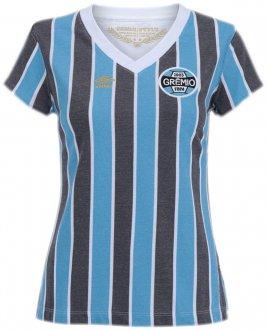 Imagem - Camisa Umbro Gremio Retro 1983 Oficial 3g00032.312