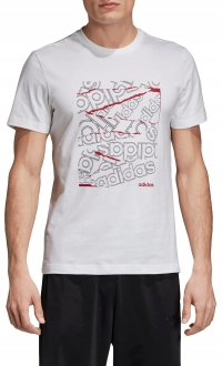 Imagem - Camiseta Adidas Logo Collage Graphic Ei4589