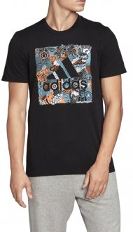 Imagem - Camiseta Adidas Doodle Badge Of Sport Fn1753