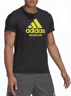 Camiseta Adidas Run Logo Graphic Tee Gj6472