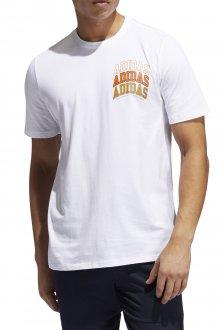 Imagem - Camiseta Adidas Estampada Collegiate Gm4839