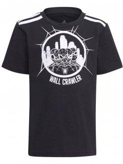 Imagem - Camiseta Adidas Homem Aranha Infantil Gn4927