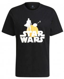 Imagem - Camiseta Estampa Star Wars Adidas Gs6224