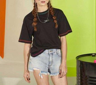 Imagem - Camiseta Basica Colcci Fun 034.53.00679
