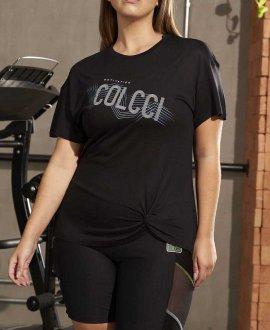 Imagem - Camiseta Colcci Motivation Torçao 034.57.00322