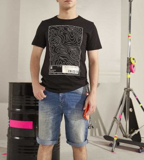 Imagem - Camiseta Colcci Fun Estampada 035.53.01257