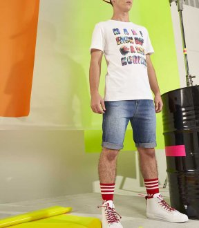 Imagem - Camiseta Colcci Fun Estampada 035.53.01258