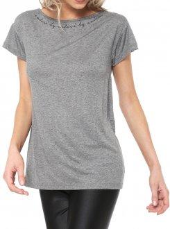 Imagem - Camiseta Colcci Estampada 034.57.00122
