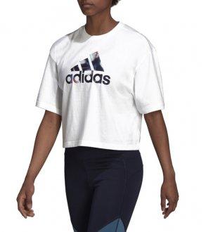 Imagem - Camiseta Cropped For You Adidas Gs3871