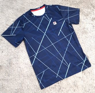 Camiseta Fila Aztec Box Team 84 Tp180795