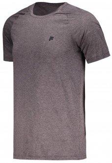 Imagem - Camiseta Fila Basic Melange Tr180405