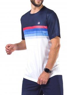 Imagem - Camiseta Fila Aztec Box Colors F11tn518087.518