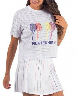 Imagem - Camiseta Fila Mesh Colors F12tn005