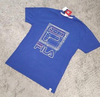 Camiseta Fila Logo Heritage Ls180825