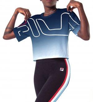 Imagem - Camiseta Cropped Fila Aquatime Ls180816.2274