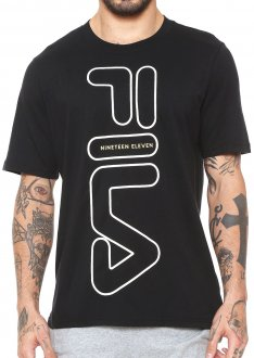 Camiseta Fila Outline Ls180386c