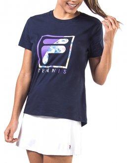 Imagem - Camiseta Fila Soft Urban Acqua Te180794.2498