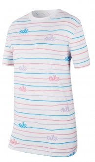 Camiseta Nike Sportswear Infantil Ci8266-100
