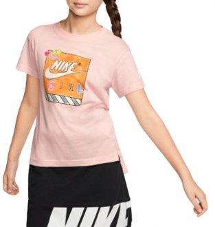 Camiseta Nike Sportswear Infantil Cn2322-682