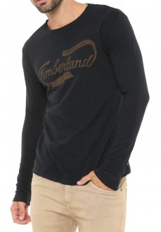 Imagem - Camiseta Timberland Retro Sign ML 5mtb0a1toj00100