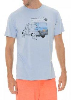 Imagem - Camiseta Timberland tb 5mtb0a1t6ci7000