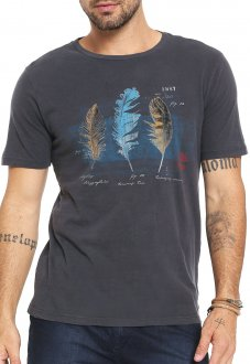Camiseta Timberland TBL Brazilian Feather Tb5mtb0a1t6a00100