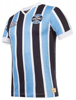 Imagem - Camiseta Gremio Umbro Retro Of. 1 1981 U31g514219.312