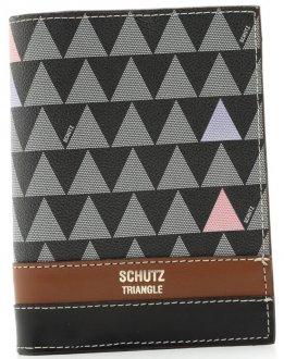 Imagem - Carteira Schutz Canvas Triangle S4605801390001