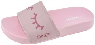 Chinelo Slide Capricho Sweet Eyes CP3144