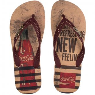 Imagem - Chinelo Coca Coca Bottle Feeling Cc2856