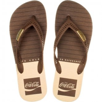 Chinelo Coca Cola Blocks Cc2638