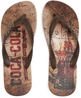 Chinelo Coca-Cola Scratchs Cc2432