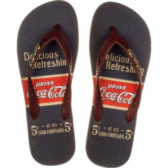 Imagem - Chinelo Coca Coca Fountains New Cc2644