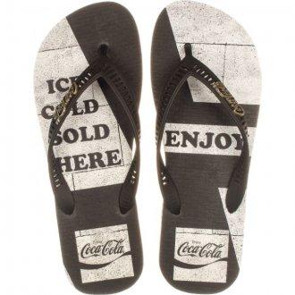 Chinelo Coca Coca Brick Cc2760
