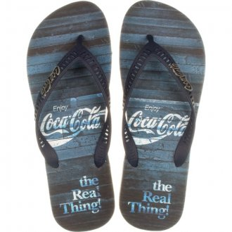 Chinelo Coca Cola Vintage Floor Cc2761
