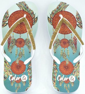 Chinelo Colorbe 121 3375