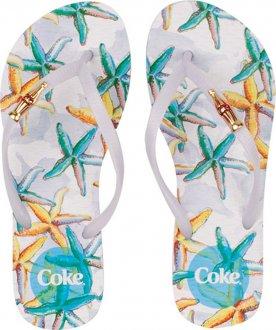Chinelo Coca Cola Deep Ocean Cc2996