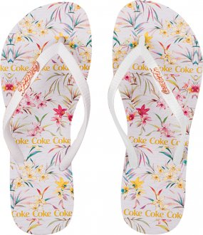 Imagem - Chinelo Coca Cola Mix Of Flowers Cc3058