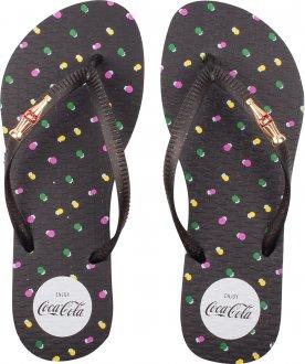 Imagem - Chinelo Coca Cola Poa Bubbles Cc3062