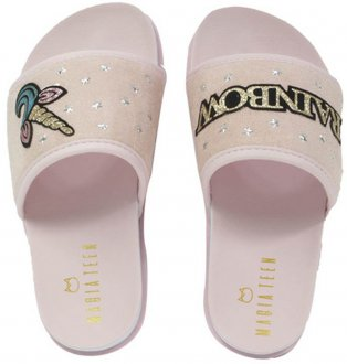 Chinelo Magia Teen Slide 0600025