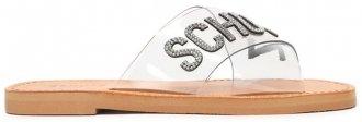 Imagem - Chinelo Schutz X Logo Vinil S208890033001