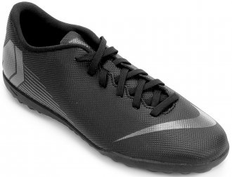 Chuteira Society Vapor 12 Club TF Nike Ah7386 001